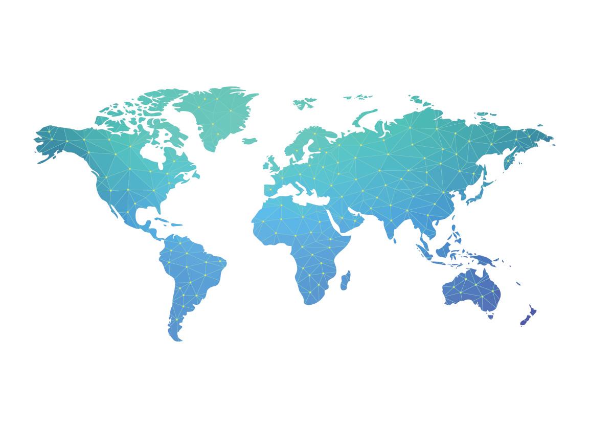 Global Logistics Fulfillment Map