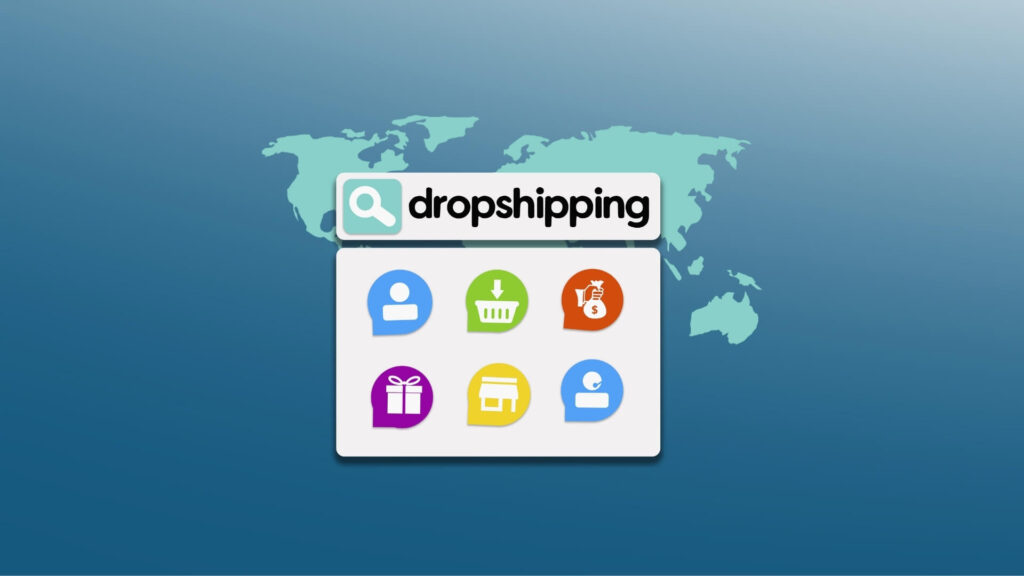 what exactly is a dropshipping business model and how does it work simple global